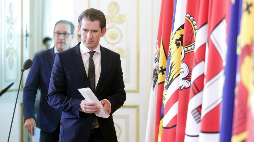 FPÖ: Gestärkter Kurz, gedemütigte FPÖ