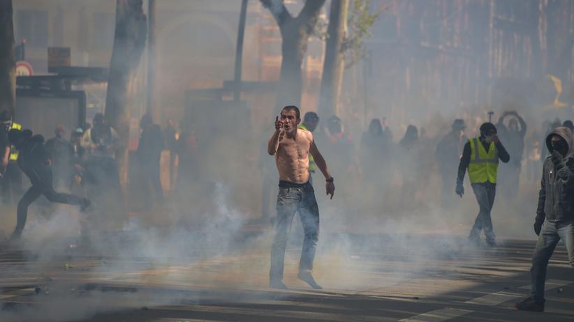 Frankreich: Wie man die Gelbwesten provoziert