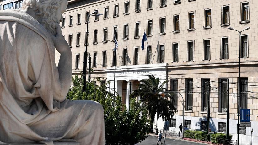 Währungskrise: Eurostaaten entlasten Griechenland von Schulden
