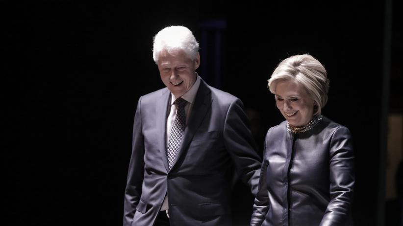 USA: Nur noch Nebenfiguren