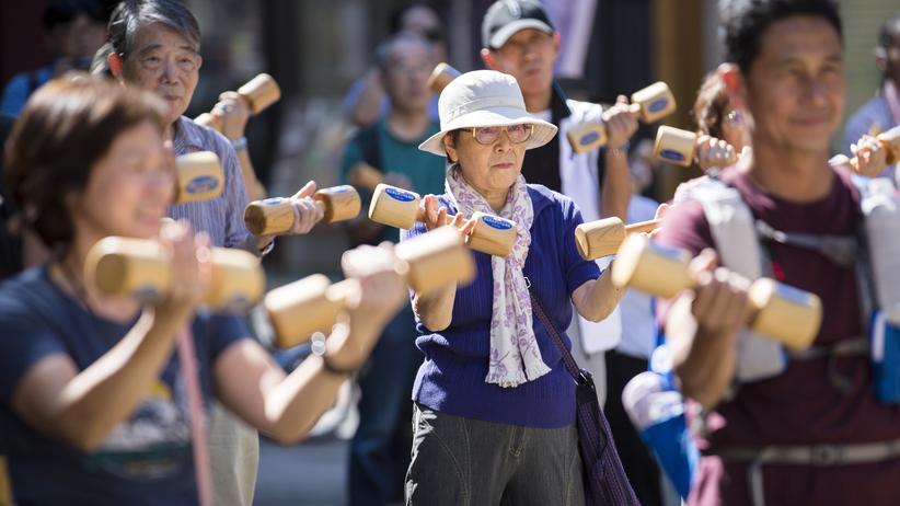 Japan: Ohne Zuwanderung geht es nicht mehr