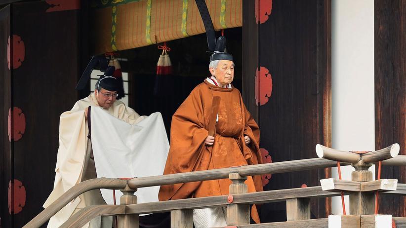 Akihito: Japans Kaiser dankt ab