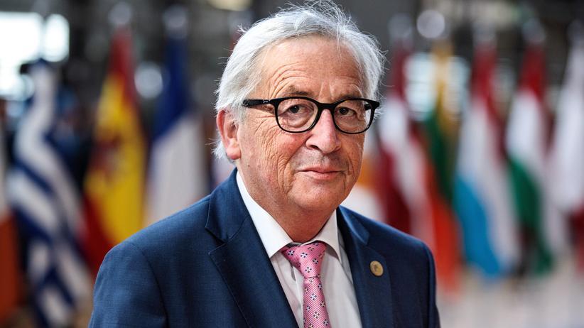 EU: EU-Kommissionspräsident Jean-Claude Juncker