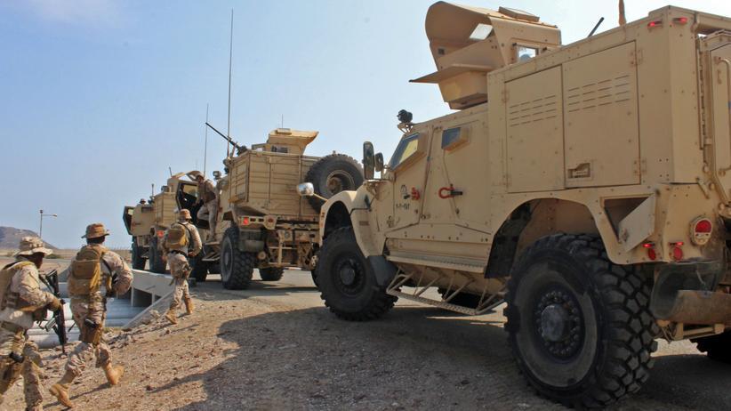 Jemen-Krieg: Bundessicherheitsrat genehmigt Rüstungsexport nach Saudi-Arabien