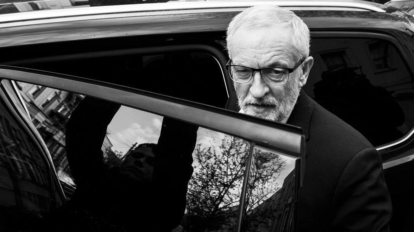 Jeremy Corbyn: Er kann sich kaum mehr davonstehlen