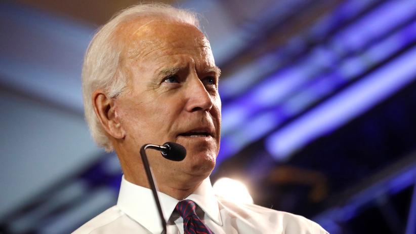US-Vizepräsident: Der US-Demokrat und frühere Vizepräsident Joe Biden
