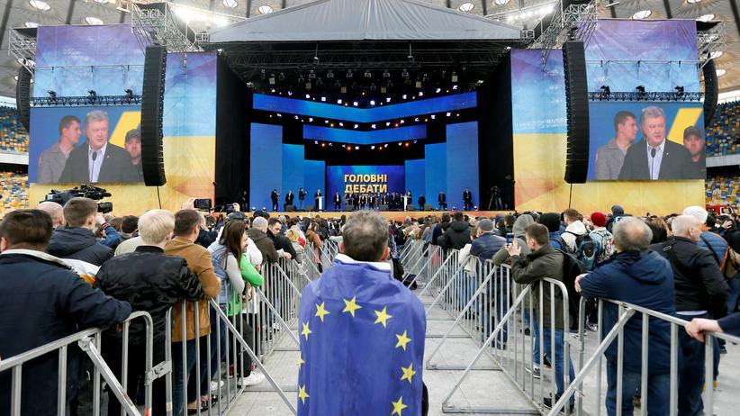 Ukraine : Poroschenkos letzte Chance