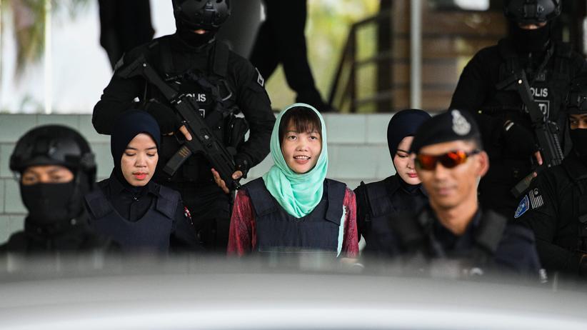 Nordkorea: Kim-Attentäterin muss ins Gefängnis