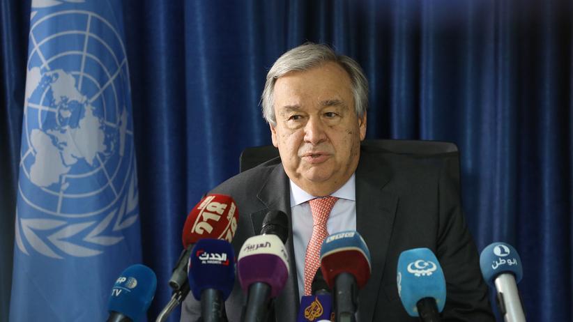 Libyen: UN fordert, alle Truppenbewegungen zu stoppen