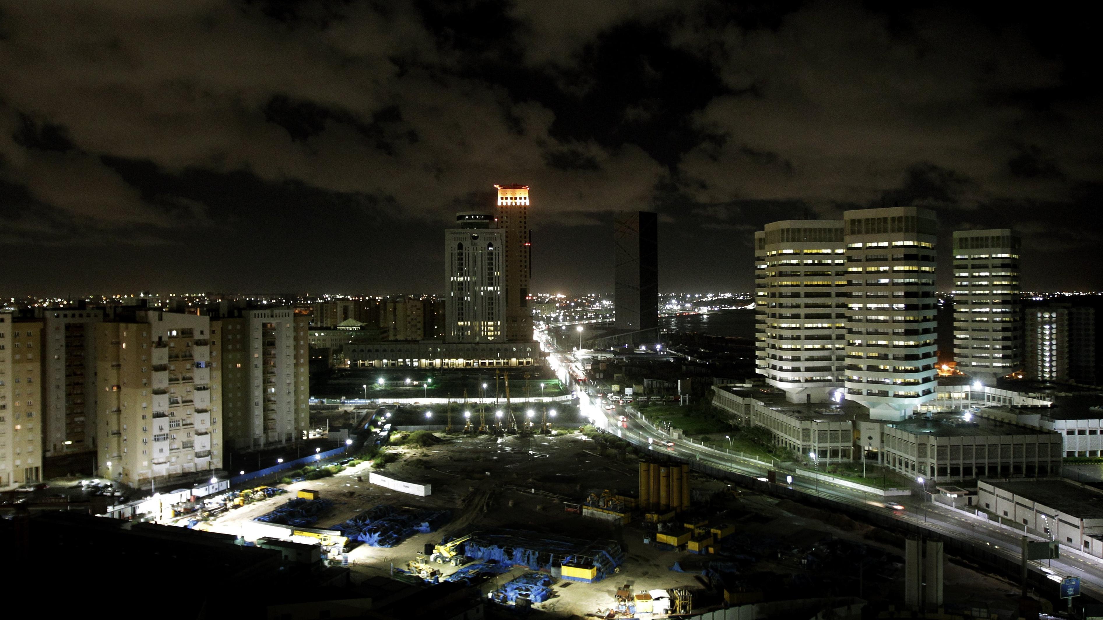 Heftige Gefechte bei Tripolis