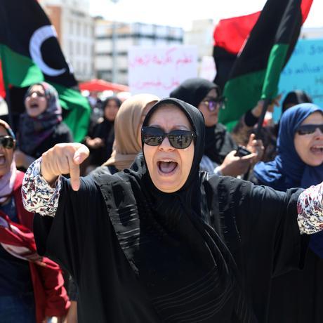Libyen: Ohne Marschall Haftar geht nichts mehr