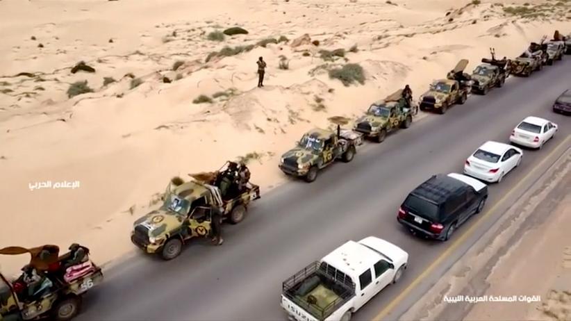 Libyen: General Haftar befiehlt Marsch auf Tripolis