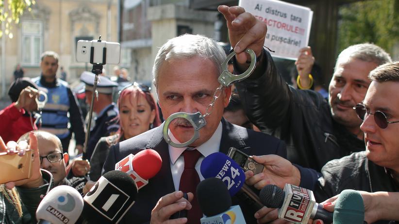 Korruption: Warum macht Rumänien der SPD Ärger?