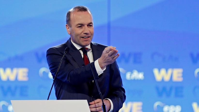 Europawahl: Manfred Weber stellt sich gegen EU-Mitgliedschaft der Türkei