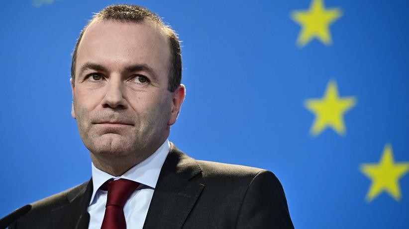 Gaspipeline: Manfred Weber will als EU-Kommissionschef Nord Stream 2 stoppen