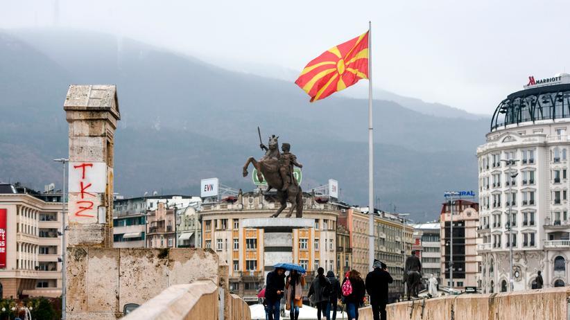 Europäische Union: Albanien und Nordmazedonien können auf Beitrittsverhandlungen hoffen