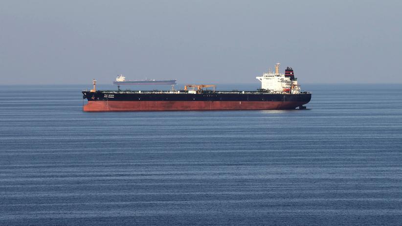 Ölembargo: Russland kritisiert ausgeweitete US-Sanktionen gegen Iran