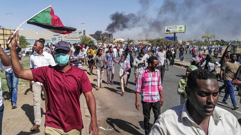 Omar Al-Baschir: Ein Toter bei Demonstrationen gegen Sudans Diktator