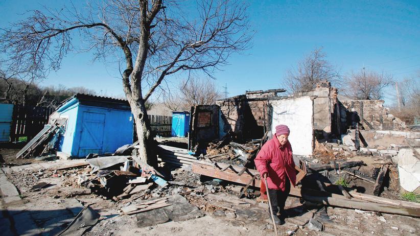 Ostukraine: Präsidentschaftswahlen ohne Waffenruhe