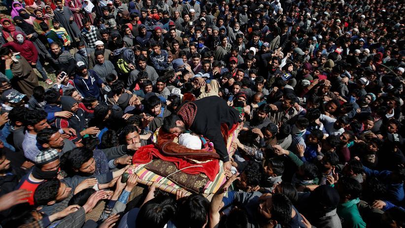 Pakistan: Vier Tote bei Schusswechsel in Kaschmir