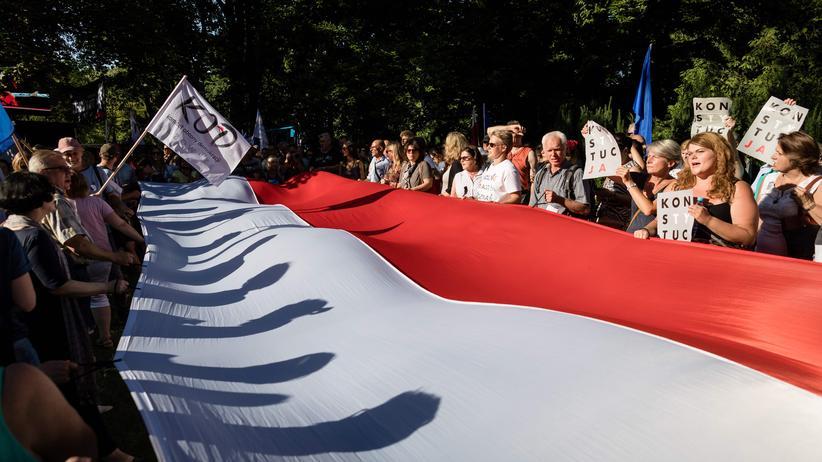 EU-Kommission: Neues EU-Verfahren gegen Polen