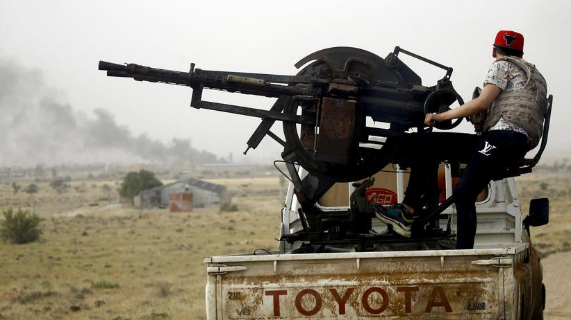 Libyen: Luftangriffe auf die Hauptstadt Tripolis