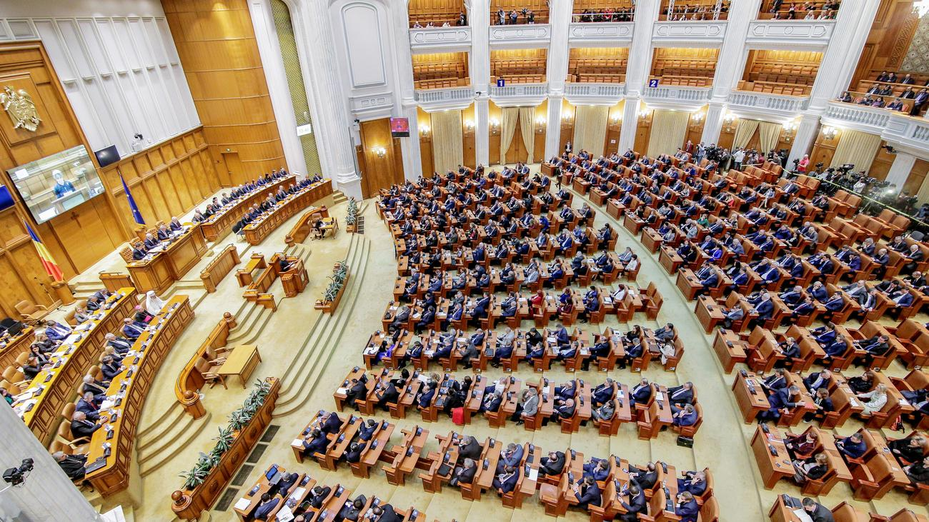 Politik Rumänien