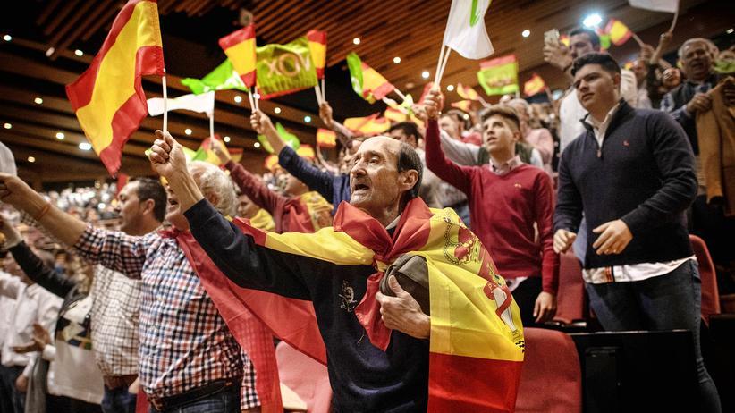 Spanien: Das empörte Land