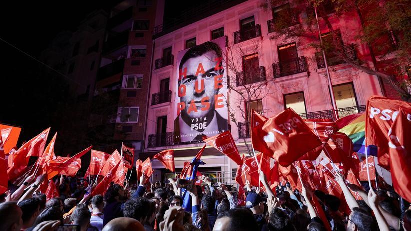 Spanien: Doch nicht so rechts