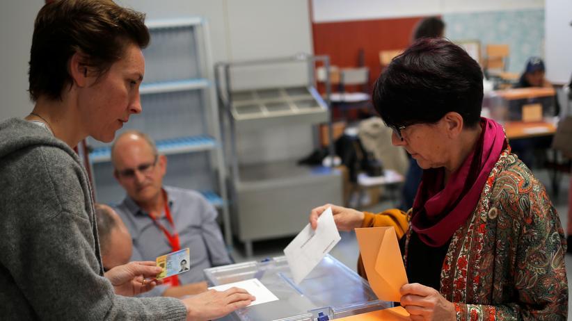 Parlamentswahl: Wahlbeteiligung in Spanien deutlich höher als 2016