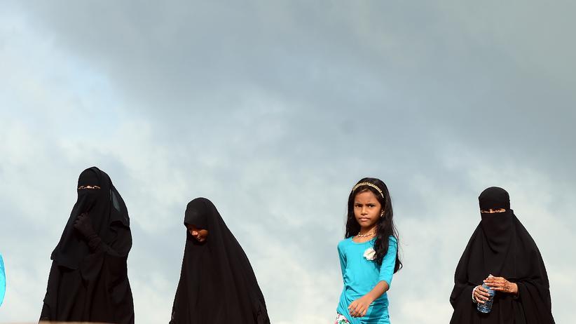 Notstandsmaßnahmen: Sri Lanka verbietet Musliminnen Gesichtsschleier