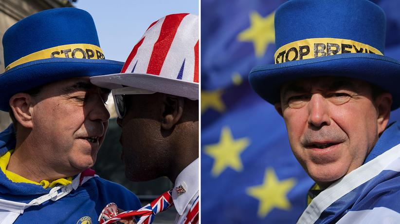 Steve Bray: Mister Stop Brexit