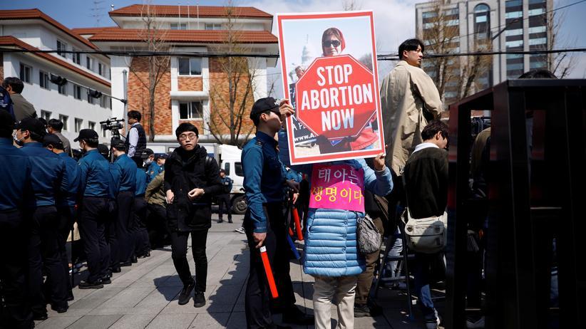 Verfassungsgericht: Südkoreas Verbot von Schwangerschaftsabbrüchen ist verfassungswidrig