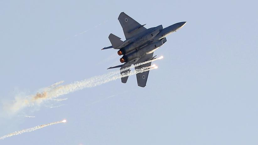 Syrien: Israelische Luftwaffe soll neuen Angriff geflogen haben