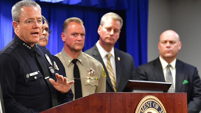 Anschlagspläne: Polizei verhaftet mutmaßlich islamistischen US-Veteranen