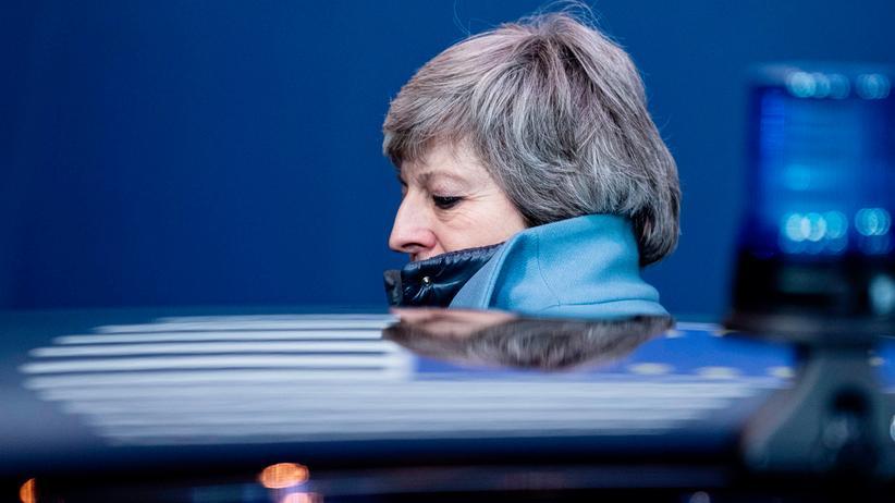 Großbritannien: Theresa May nach dem EU-Gipfel in Brüssel