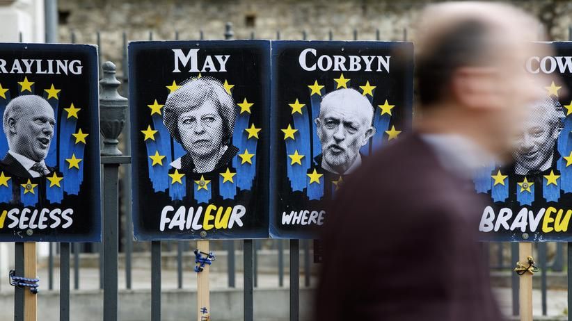 Großbritannien: Am Abgrund