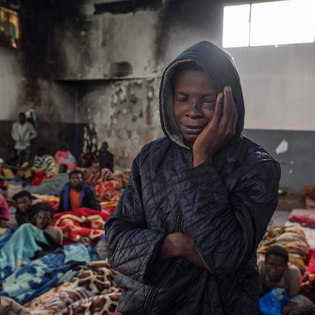 Libyen: Eingesperrt, geschunden und in den Krieg getrieben
