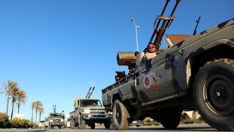 Tripolis: Zahl der Toten bei Kämpfen um libysche Hauptstadt gestiegen