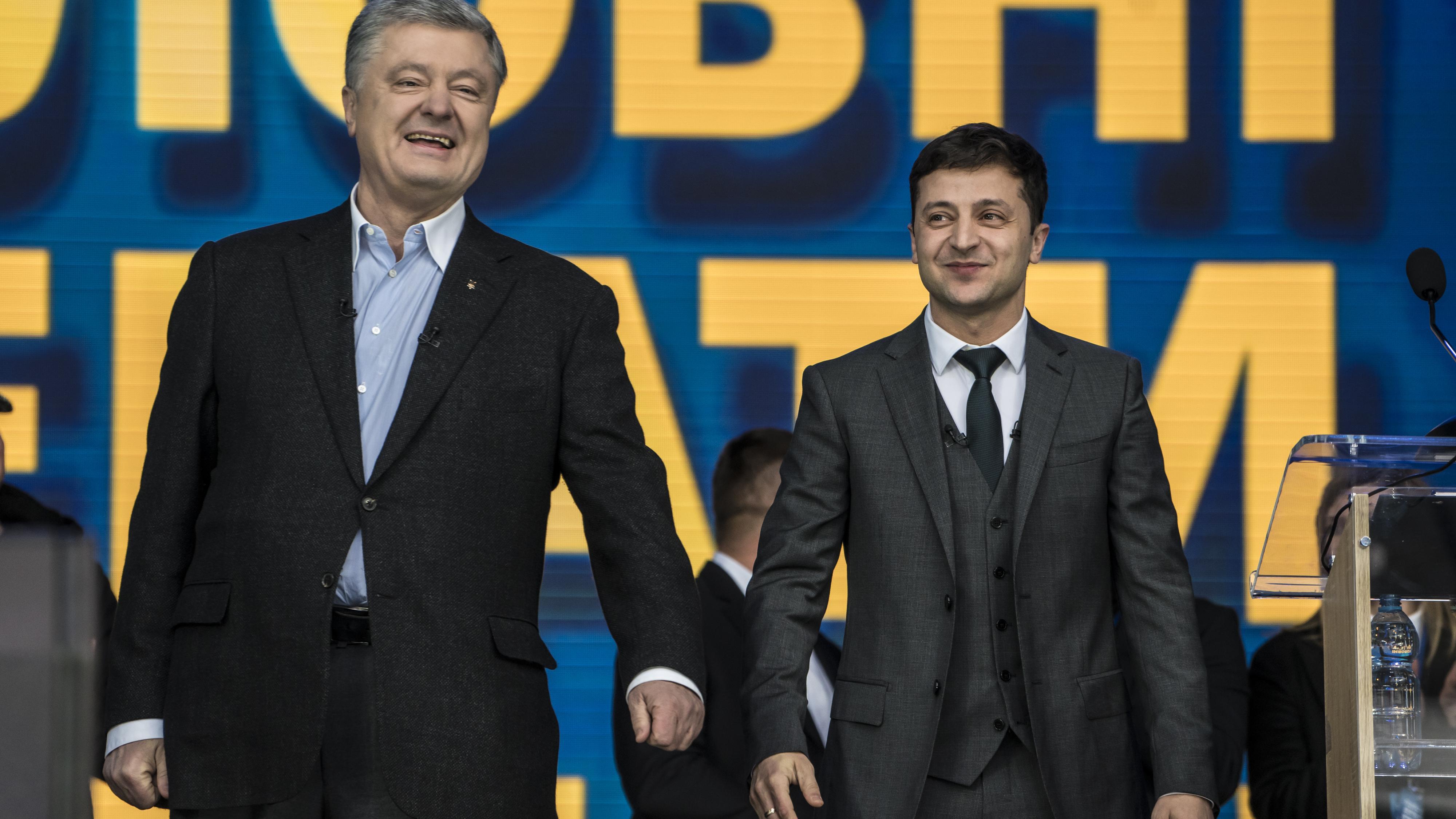 30 Millionen Ukrainer wählen ihren neuen Präsidenten