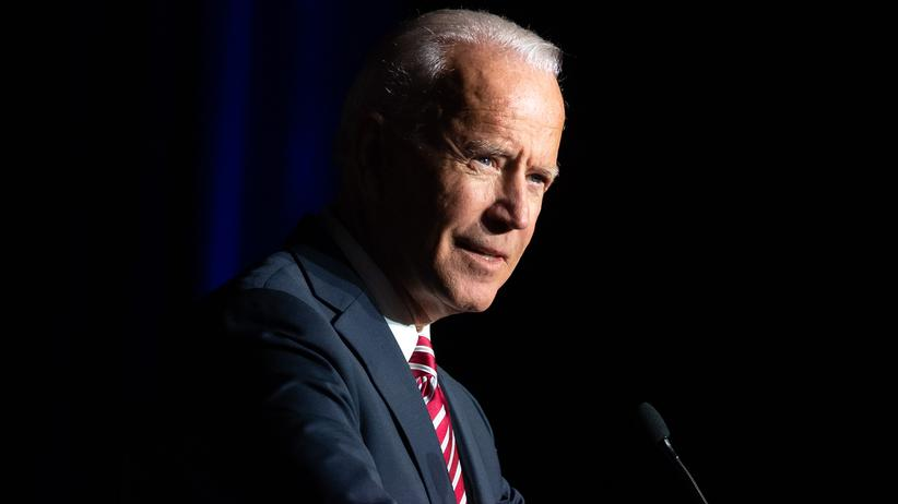 US-Vizepräsident: Der frühere US-Vizepräsident Joe Biden