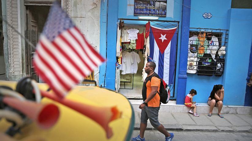 Sanktionen: Trump nimmt Obamas Kuba-Öffnung zurück