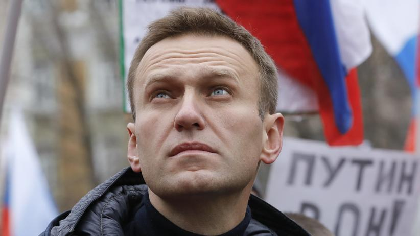 Oppositionspolitiker: Menschengerichtshof rügt Russland für Hausarrest von Alexej Nawalny