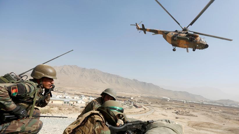 Afghanistan: Armee und US-Truppen töten erstmals mehr Zivilisten als die Taliban