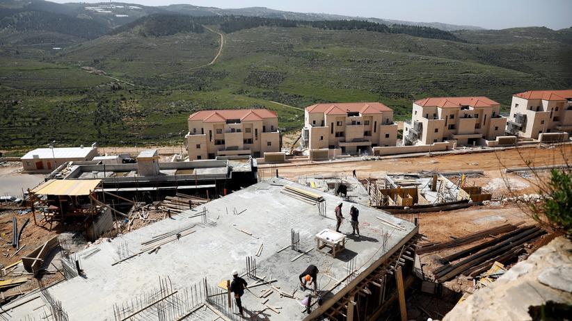 Westjordanland: Türkei verurteilt Pläne für Siedlungsannexion