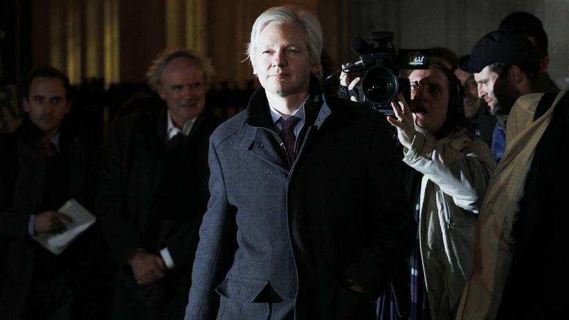 WikiLeaks: Streit um mögliche Auslieferung von Julian Assange beginnt