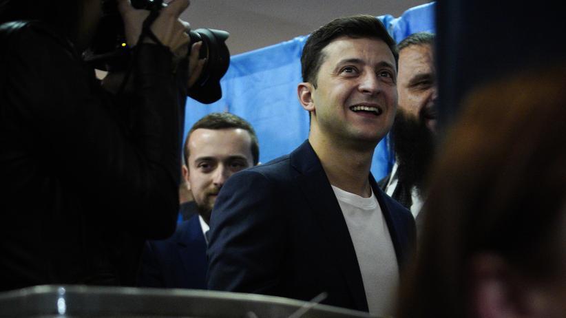 Ukraine: Schluss mit lustig