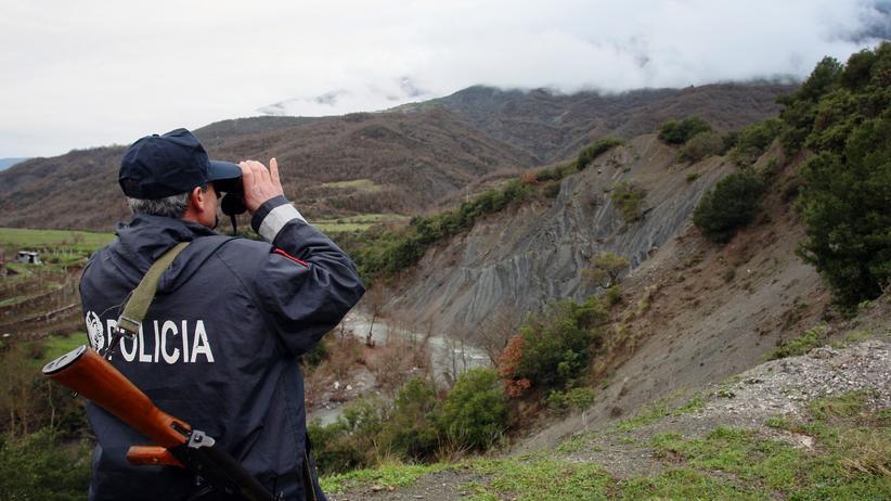 Albanien: Erster Frontex-Einsatz außerhalb der EU