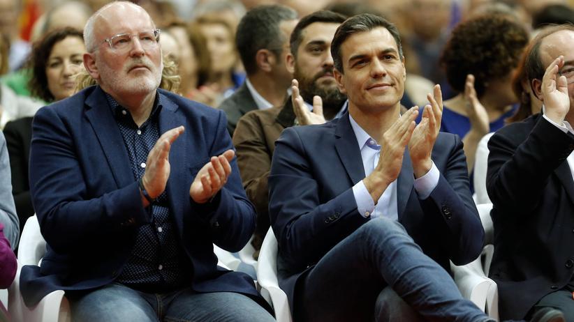 Barcelona: Frans ist auch dabei