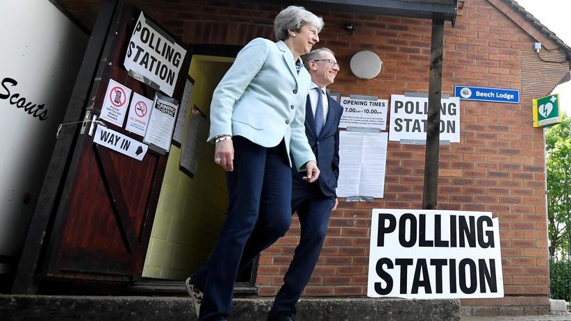 Brexit: Neue Rücktrittsforderungen an Theresa May